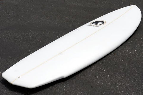 "6'0"" Bullet Shortboard Surfboard (Poly)"
