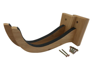 Surfboard Wall Rack (Bamboo)