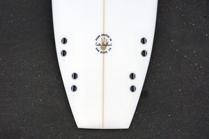 "5'11"" Cloud Shortboard Surfboard (Poly)"