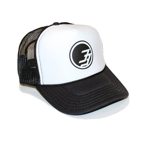 Degree 33 Circle Logo Foamie Mesh Trucker Hat