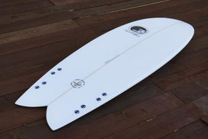 "5'8"" Codfather Fish Surfboard (Poly)"