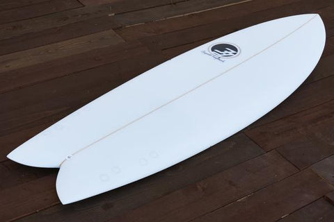 6' Codfather Fish Surfboard (Poly)