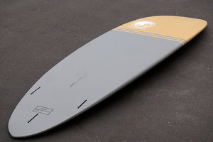 "7'2"" Poacher Surfboard Black Sand (Epoxy)"