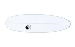 "6'6"" Poacher Surfboard (Poly)"