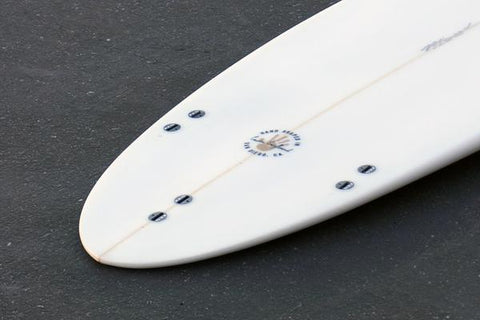 "7'2"" Poacher with Script Logo (Poly)"