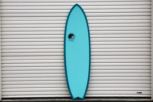 "6'6"" Easy Rider Surfboard Aqua Rail (Epoxy) 2019"