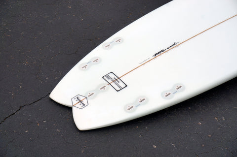 "6'6"" Easy Rider Surfboard NexGen Epoxy"