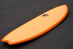 "7'6"" Easy Rider Surfboard Coral Rail (Epoxy)"