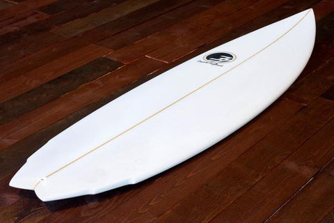 "6'8"" Jack Shortboard Surfboard (Poly)"