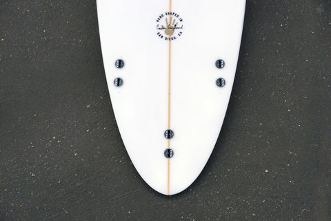 "6'8"" ""Optimist"" Pryme Fiberglass"