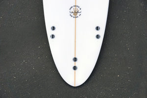 "6'10"" Optimist Shortboard Surfboard (Poly)"