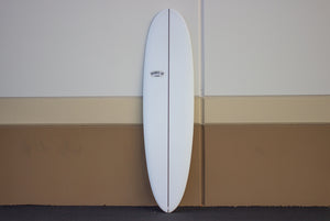 "6'10"" Poacher Surfboard Darkwood Stringer (Poly)"