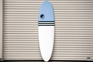 "6'6"" Poacher Surfboard Surfboard Blue Dip (Epoxy)"