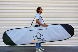 Stay Covered Longboard Premium Surfboard Bag