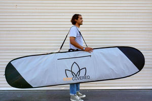 Free Premium Board Bag with Surfboard Order