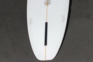 "8'6"" Ultimate Longboard Surfboard Rainbow Oside Abstract (Poly)"