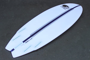 7' Weapon Shortboard Surfboard with Carbon (NexGen Epoxy)