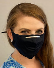Load image into Gallery viewer, The Light'n Comfy Mask - Black