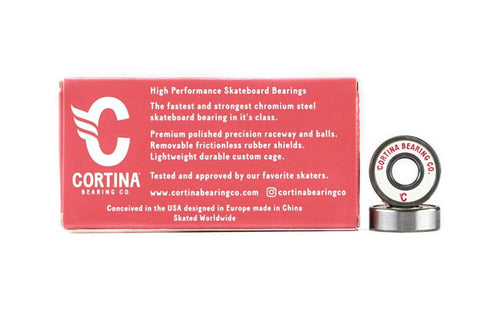 Cortina Bearing Co. 007 Presto