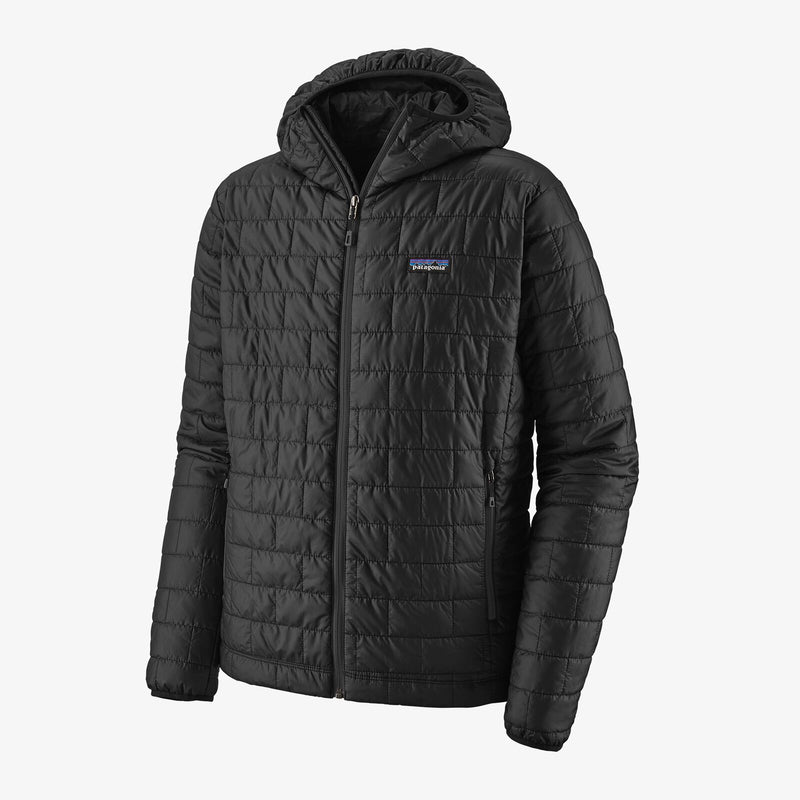 Men's Nano Puff Hoody Black