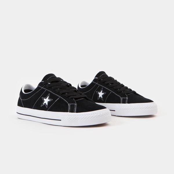 Converse Cons One Star Pro Black/White