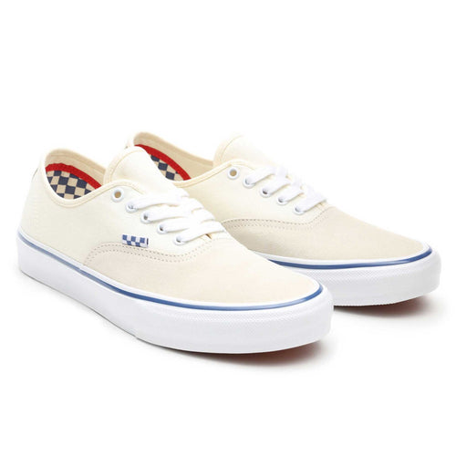 Vans Skate Authentic Off White