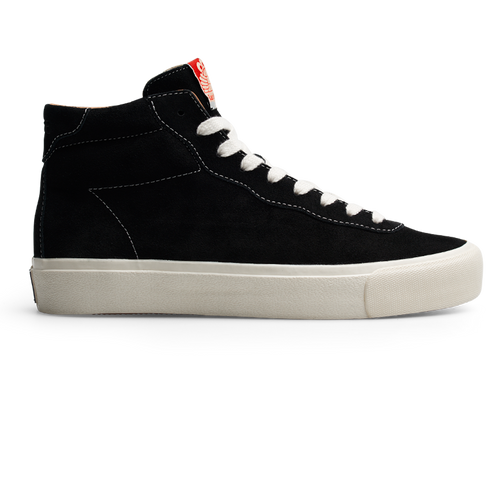Last Resort Hi Suede Black/White