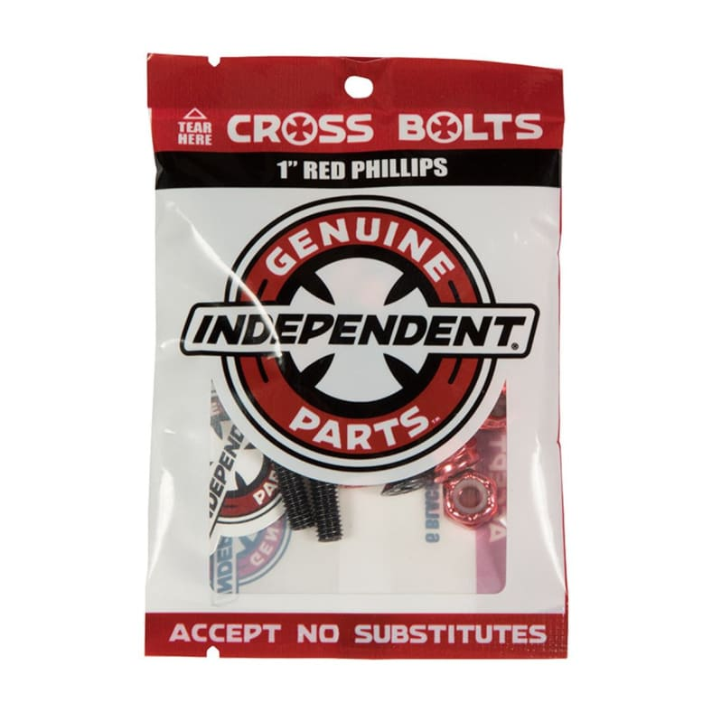 Independent Hardware Red 1""