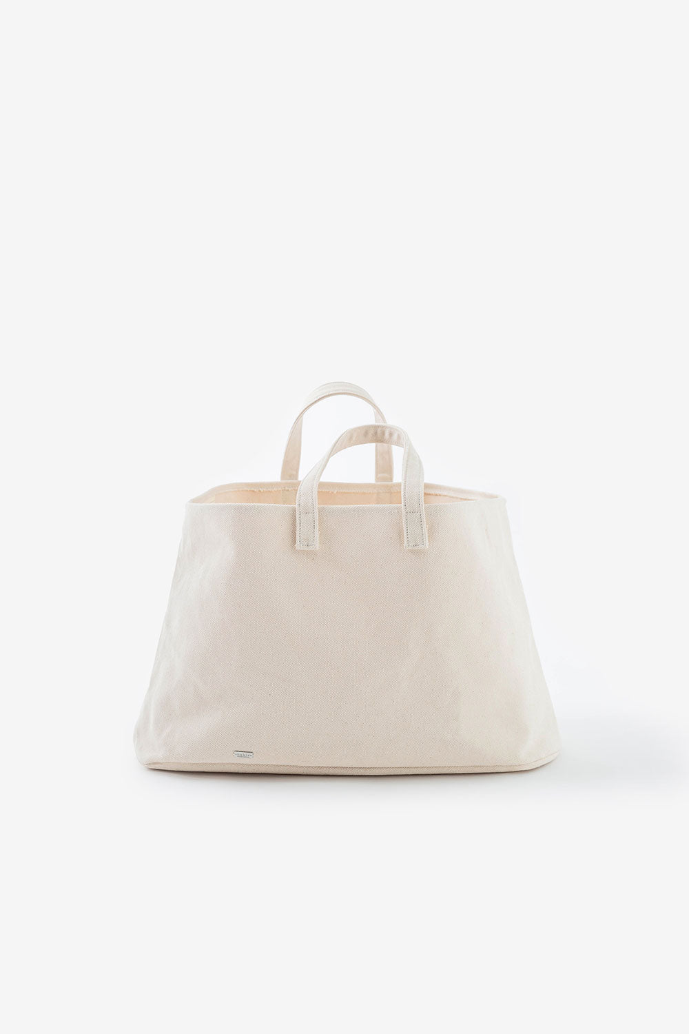 Alabama Chanin Hable Canvas Tote Bag with Handles
