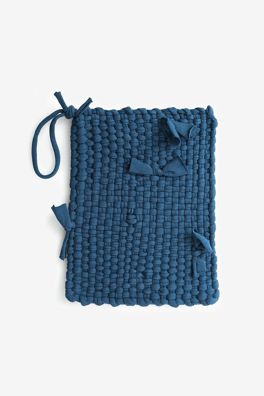 image of Hand-Loomed Potholder