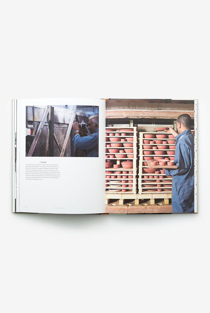 Alabama Chanin Heath Ceramics: The Complexity of Simplicity Book on Artisan Made Pottery