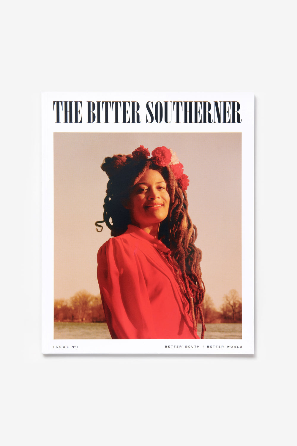 Alabama Chanin The Bitter Southerner Magazine Cover First Issue by Rinne Allen