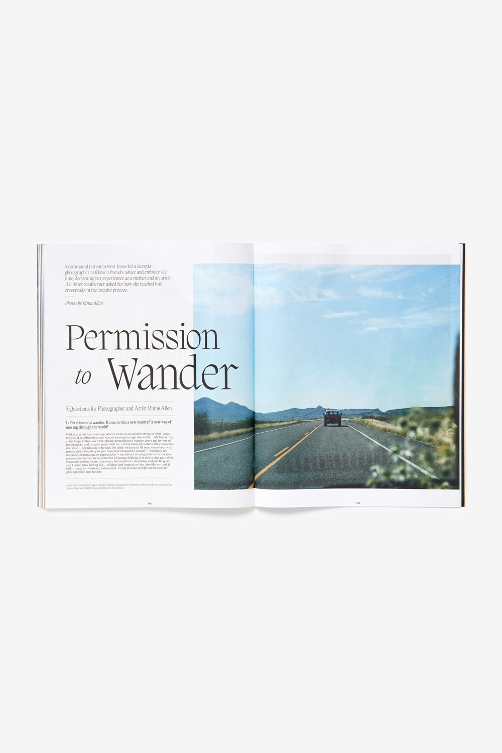 Alabama Chanin The Bitter Southern Photograph Interview Magazine by Rinne Allen