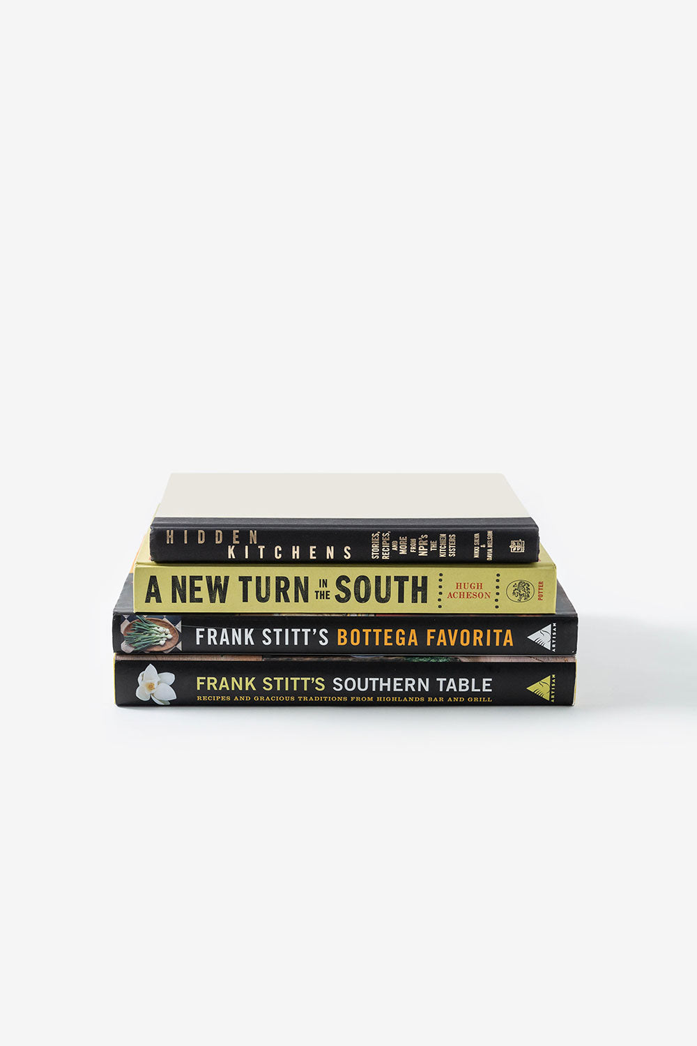 Alabama Chanin Natalie's Favorites Bundle Cookbooks Selected by Frank Stitt and More