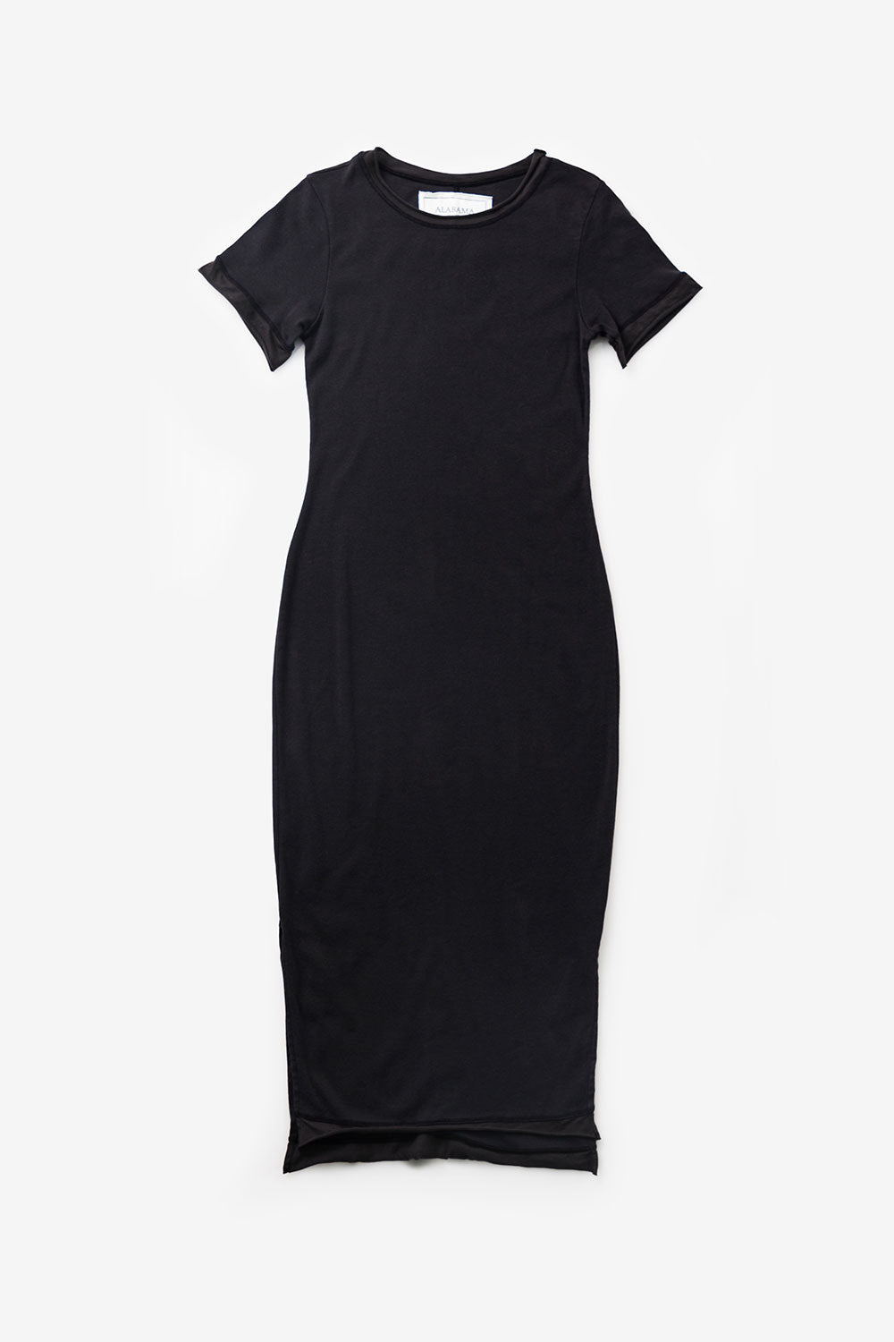 image of The Essential Rib Dress --- Sleeveless