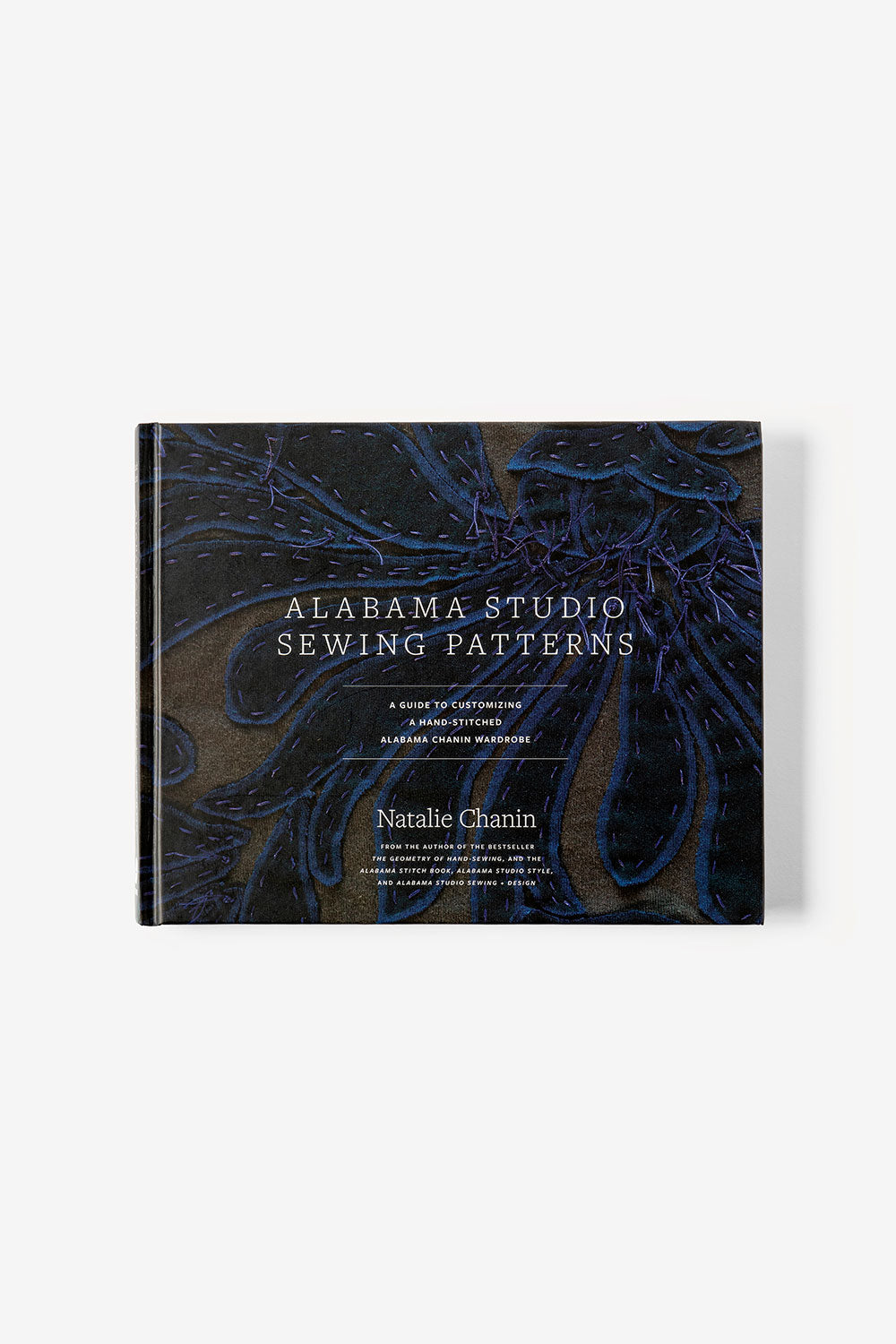 The School of Making Alabama Studio Sewing Patterns by Natalie Chanin Book Cover