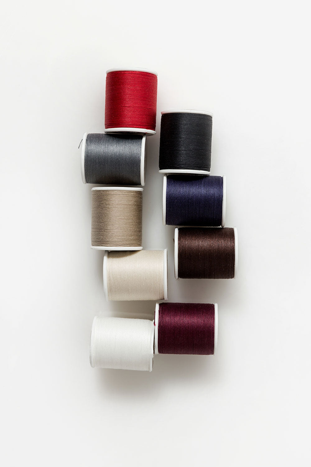 The School of Making Button Craft Thread Mixed Thread Colors for Hand-Sewing