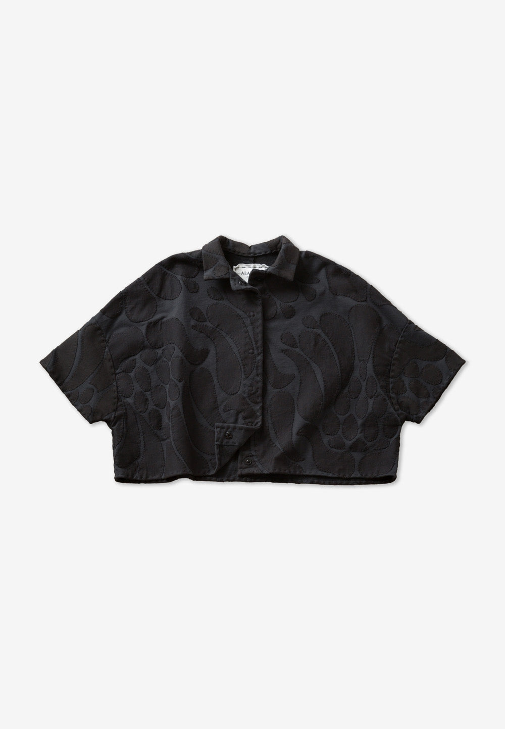The School of Making Marie Cropped Car Jacket Kit in Organic Cotton