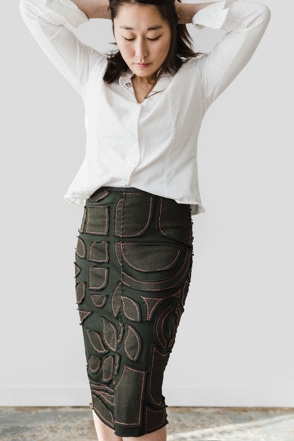 The School of Making The Pencil SKirt Kit DIY Project for Makers
