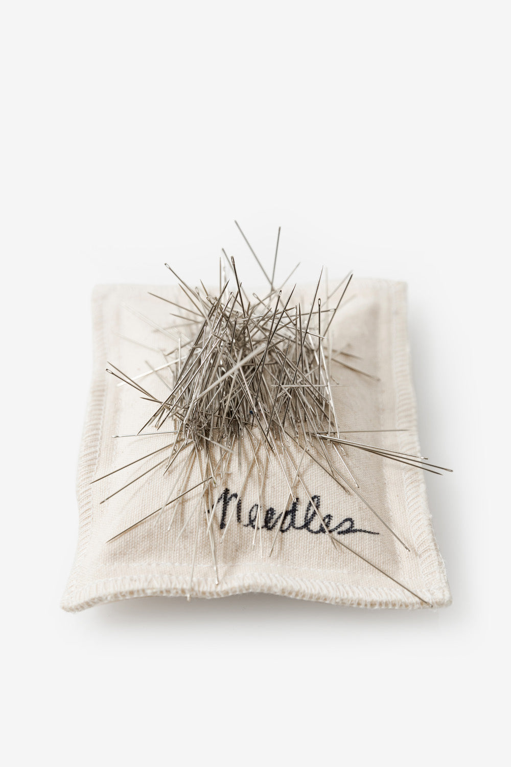 The School of Making Sewing Needles for Makers on Magnetic Pin Cushion