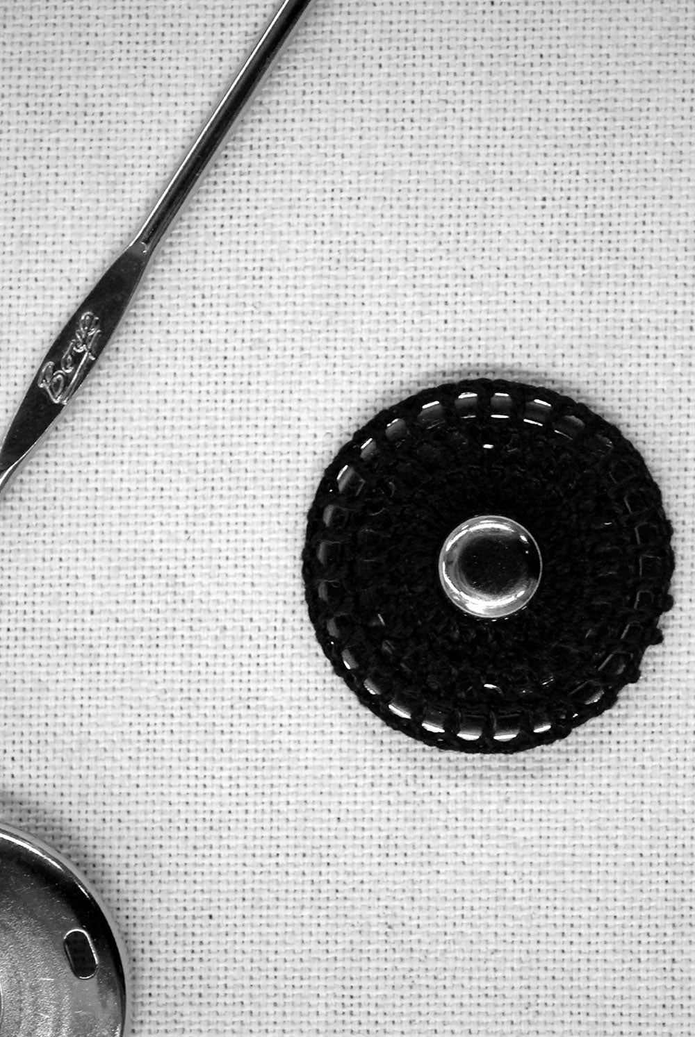The School of Making Snaps Hand-Sewn Snaps for DIY Projects