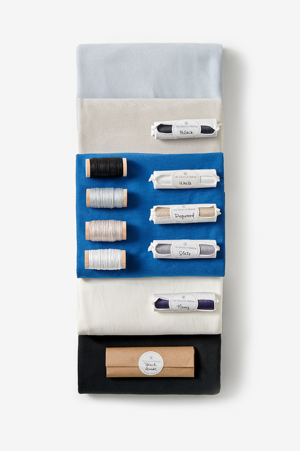 The School of Making Studio Bundle Maker Supplies for DIY Hand-Sewing