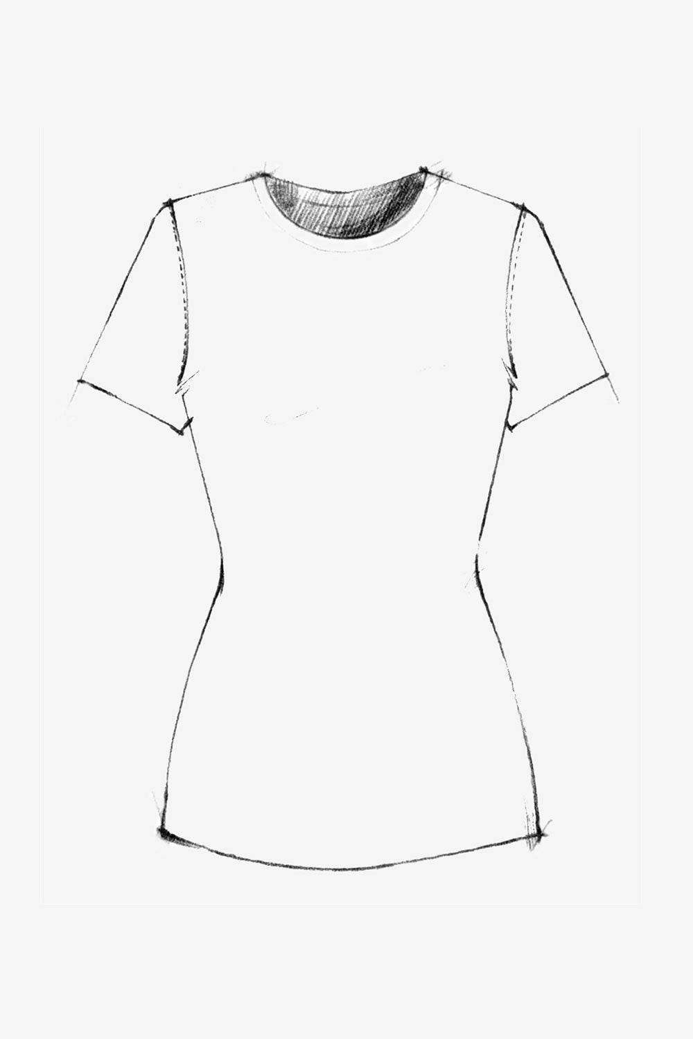 image of T-Shirt Top Pattern