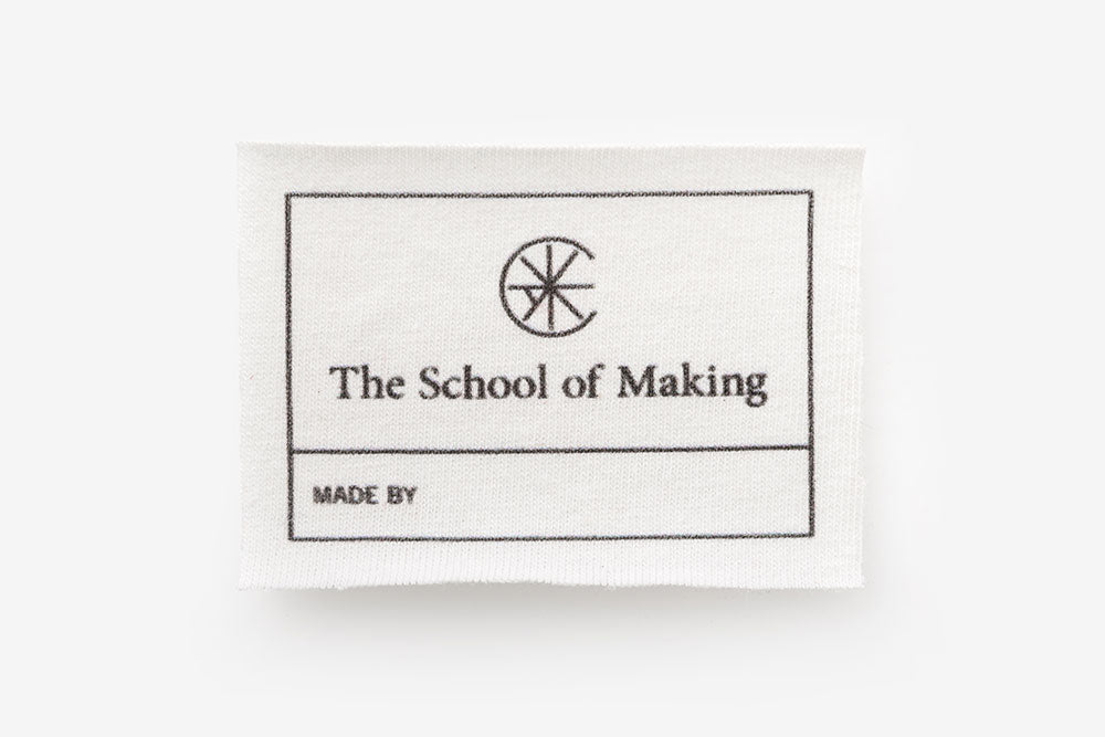 image of The School of Making Label