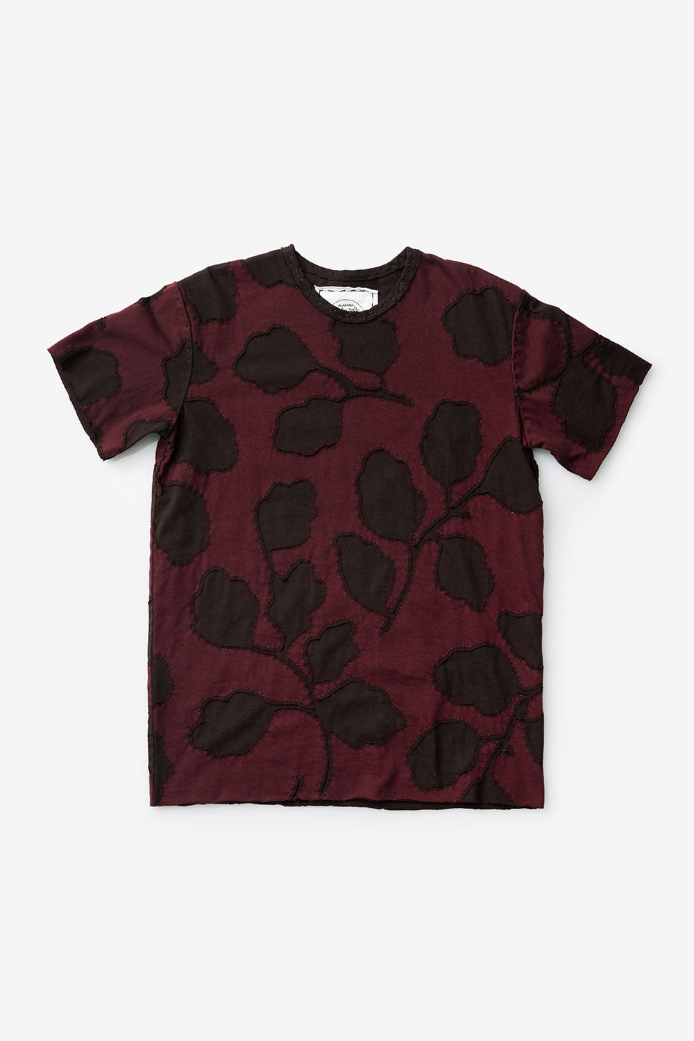 The School of Making Unisex T-Shirt Pattern Hand-Sewn Shirt for Men and Women
