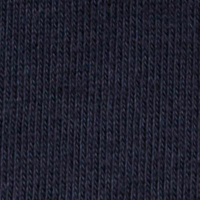 100% Organic Lightweight Cotton Jersey in Navy