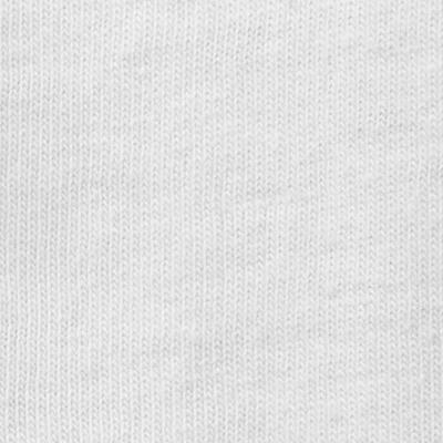 Organic Cotton Jersey in White
