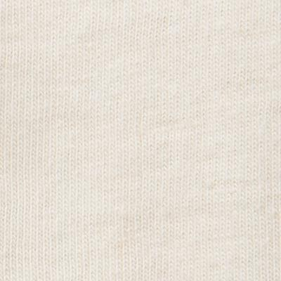 100% Organic Cotton Heavy-weight Rib in Natural