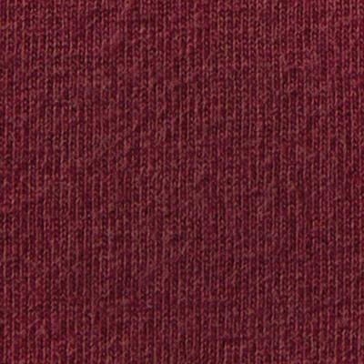 100% Organic Cotton Heavy-weight Rib in Plum