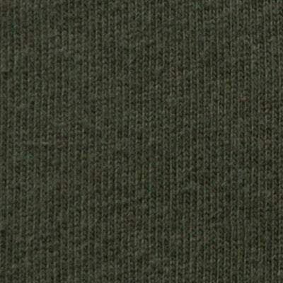 100% Organic Cotton Jersey Embroidery Kit in Forest on Forest